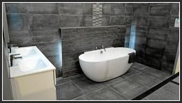 Installation de salle de bains à Rennes